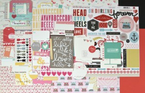 February Feel Good Again Kit-embellishments