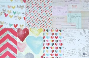 February Feel Good Cardstock